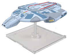 Star Trek Attack Wing: Federation U.S.S. Valiant Expansion Pack wizkids