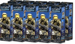 Heroclix: Halo 10th Anniversary 10-ct. booster brick