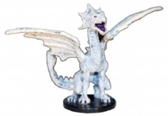 Medium White Dragon - Pathfinder Evolution Boxed Set