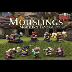 Reaper Miniatures: Mousling Tavern 10034