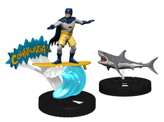 Heroclix: DC Comics Surfing Batman with Shark road to worlds 2016 exclusive promo