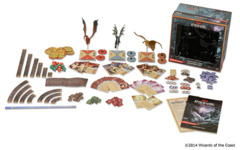 D&D Dungeons & Dragons Attack Wing: base/core Starter Set