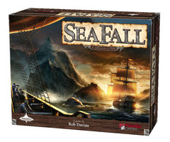SeaFall: A Legacy Game board/core game Z-Man