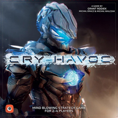 Cry Havoc: board/card game Portal