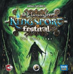 Kingsport Festival: The Card Game Passport Game Studios