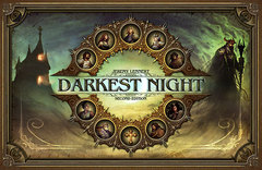 Darkest Night: PRESALE Second Edition Base Game Victory Point Games