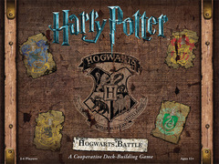 Harry Potter: Hogwarts Battle deckbuilding game usaopoly