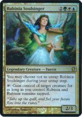 Rubinia Soulsinger - Oversized