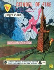 Judges Guild: PRESALE Citadel of Fire Goodman Games
