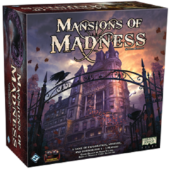 Mansions of Madness: 2nd edition (2016 app version) base/core game fantasy flight