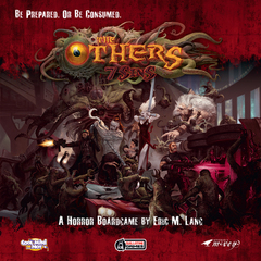 The Others: 7 Sins base/core board game
