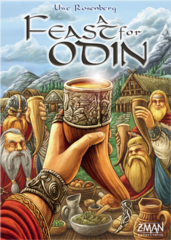 A Feast for Odin: board game z-man
