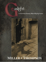 Gaslight Victorian Fantasy RPG: PRESALE 2nd edition (OGL edition)
