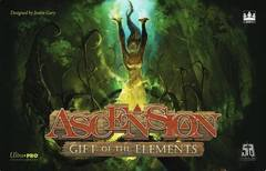 Ascension: Gift of the Elements standalone/expansion deck building game