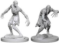 D&D Nolzur's Marvelous Unpainted Minis: Ghouls (pack of 2)