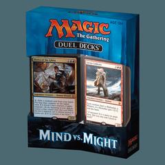MTG: magic the gathering Mind vs. Might duel decks