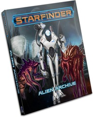 Starfinder Roleplaying Game RPG: PRESALE Alien Archive paizo