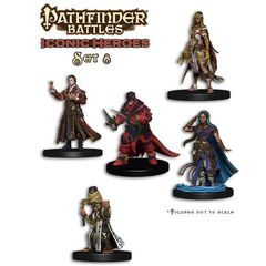 Pathfinder Battles: PRESALE Iconic Heroes Box Set 8