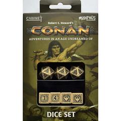 Conan Roleplaying Game RPG: PRESALE Dice Set modiphius