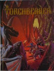 Torchbearer Roleplaying Game RPG: base/core rulebook