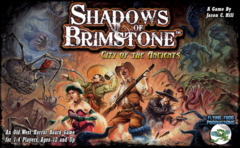 Shadows Of Brimstone: City of the Ancients base/core board game flying frog