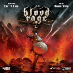 Blood Rage: base/core board game coolminiornot