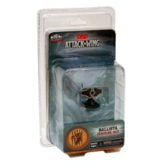 D&D Dungeons & Dragons Attack Wing: Dwarven Ballista expansion pack