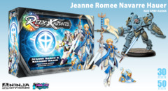 Relic Knights: Dark Space Calamity Jeanne Romee & Navarre Hauer (shattered swords)