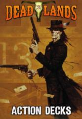 Savage Worlds Roleplaying Game RPG: PRESALE Deadlands 20th Anniversary Edition Action Decks