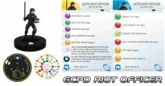 GCPD Riot Officer - 011