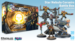 Relic Knights: Dark Space Calamity Star Nebula Corsairs Battle Box