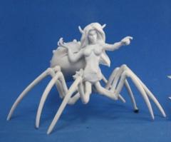 Reaper Bones Miniatures: Shaerileth, Spider Demoness 77180