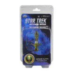 Star Trek Attack Wing: Bioship Alpha expansion pack wizkids