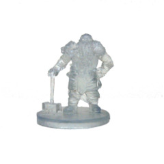 Shield Dwarf Fighter (invisible)