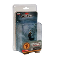 D&D Dungeons & Dragons Attack Wing: Drow Elf Ranger Drizz't expansion pack