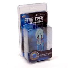 Star Trek Attack Wing: Federation U.S.S. Enterprise NCC-1701-E expansion pack wizkids