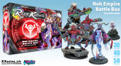 Relic Knights: Dark Space Calamity Noh Empire Battle Box