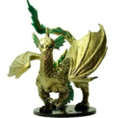 Large Bronze Dragon