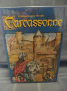 Carcassonne (includes Bonus River Expansion)