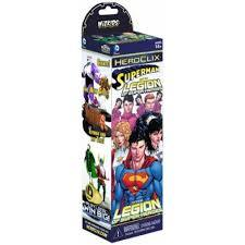 Legion of Super Heroes Booster