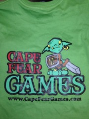 CFG Goblin Green T-Shirt
