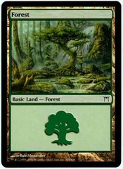 50 Basic Lands - Forest