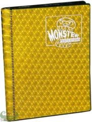 Monster Binder 2 Pocket Yellow