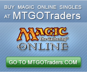 Buy Magic Online Singles at MTGOTraders.com