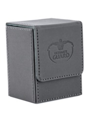 Ultimate Guard Flip Deck Case Xenoskin 80+ - grey