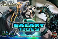 Galaxy Tides Booster Box Exodus Trading Card Game