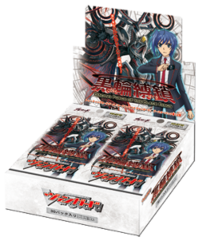 BT12 Binding Force of the Black Rings Booster Box