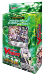 TD13 Successor of the Sacred Regalia ENGLISH Trial Deck Playset (4 Copies of Deck)