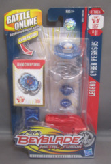 Metal Fusion Beyblade Legend Cyber Pegasus BB01 105F Attack