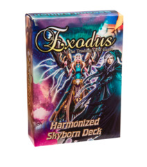 Harmonized Skyborn Deck Exodus Trading Card Game